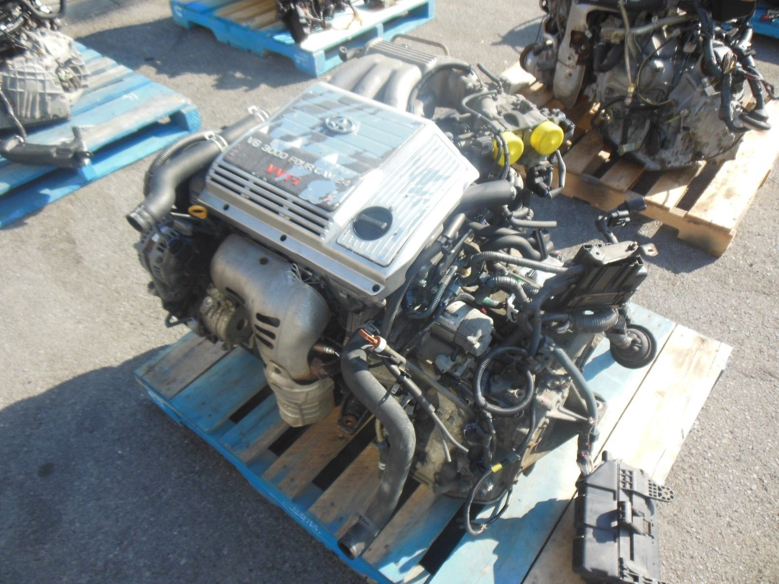 Двигатель 1g схема фото